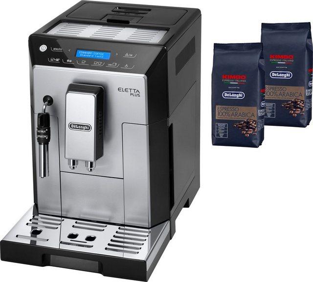 Delonghi De Longhi Kaffeevollautomat Eletta Plus ECAM 44.628.S