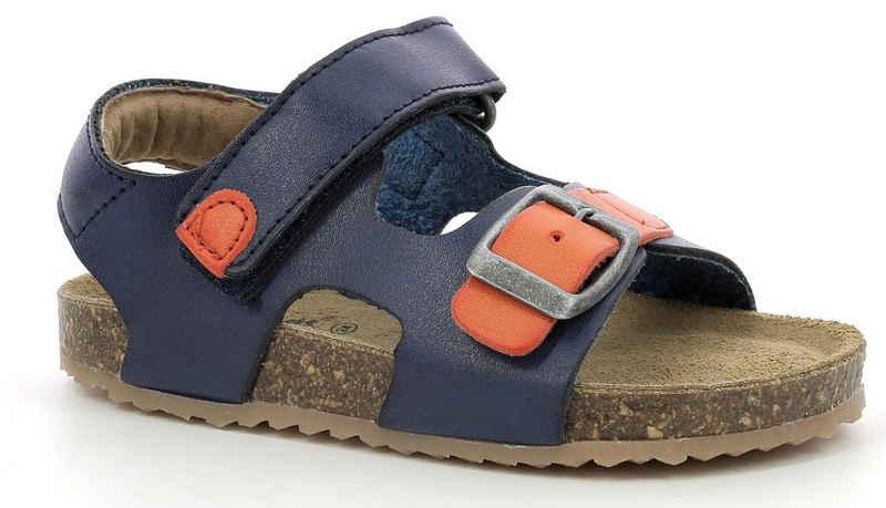 Kickers Sandale mit Klettverschluss