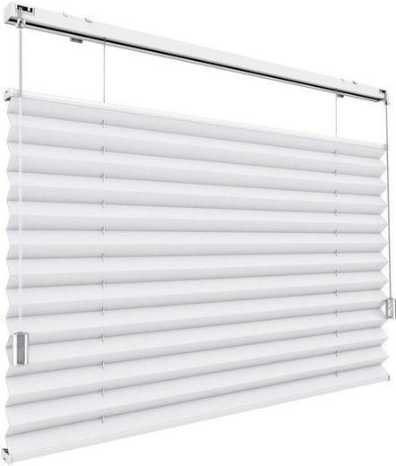 Plissee »Plissee«, GARESA, Lichtschutz, freihängend, Lichteifall am Fenster perfekt steuern.