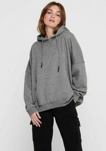 Only Kapuzensweatshirt »ONLDOVE« in Oversize Form