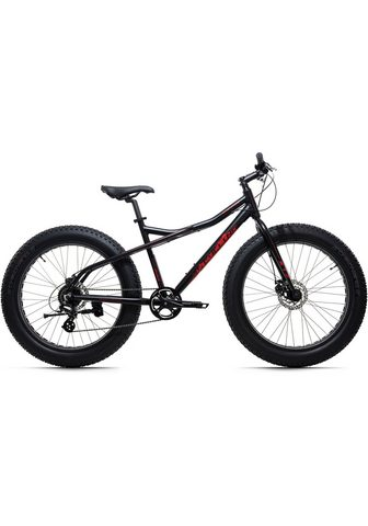 KS Cycling Fatbike »SNW2458« 8 Gang Shimano Altus...