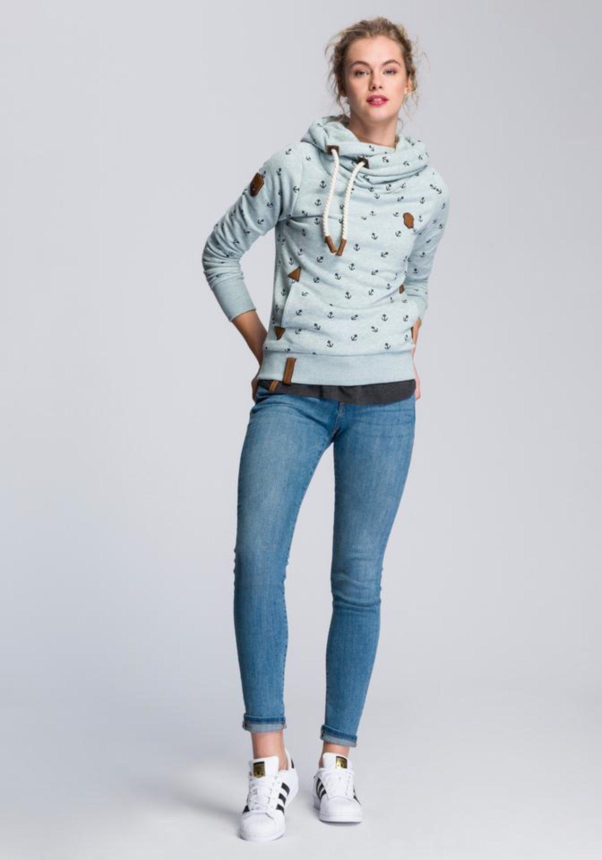 naketano Kapuzensweatshirt »Guts Over Fear« kaufen   OTTO