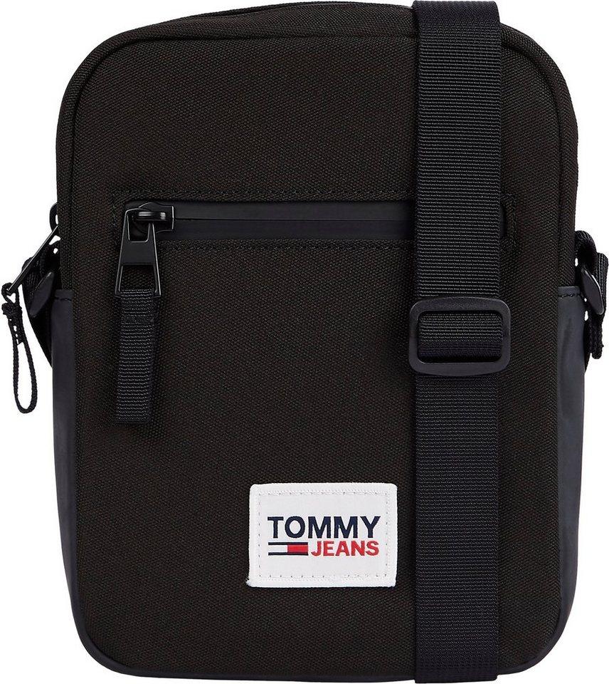tommy jeans -  Umhängetasche »TJM URBAN ESSENTIALS REPORTER«, im kleinen Format