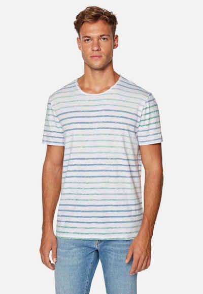 Mavi T-Shirt »STRIPE TEE« T-Shirt