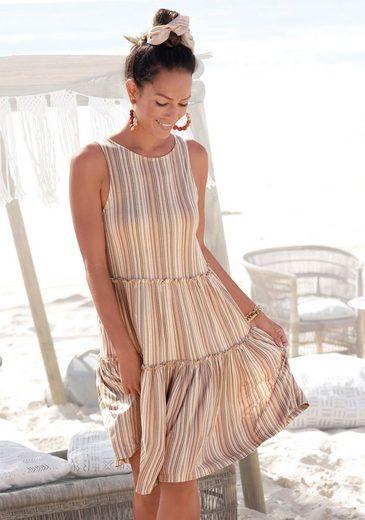 LASCANA Sommerkleid in weiter Form