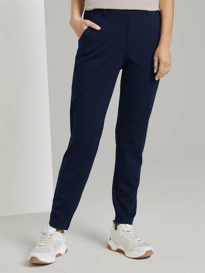 tom tailor denim -  7/8-Hose »Relaxed Fit Hose mit elastischem Bund«