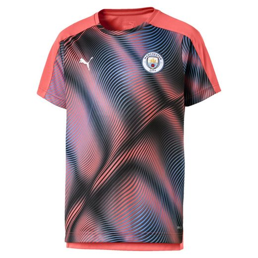 PUMA T-Shirt »Manchester City Kinder League Stadium Trikot«
