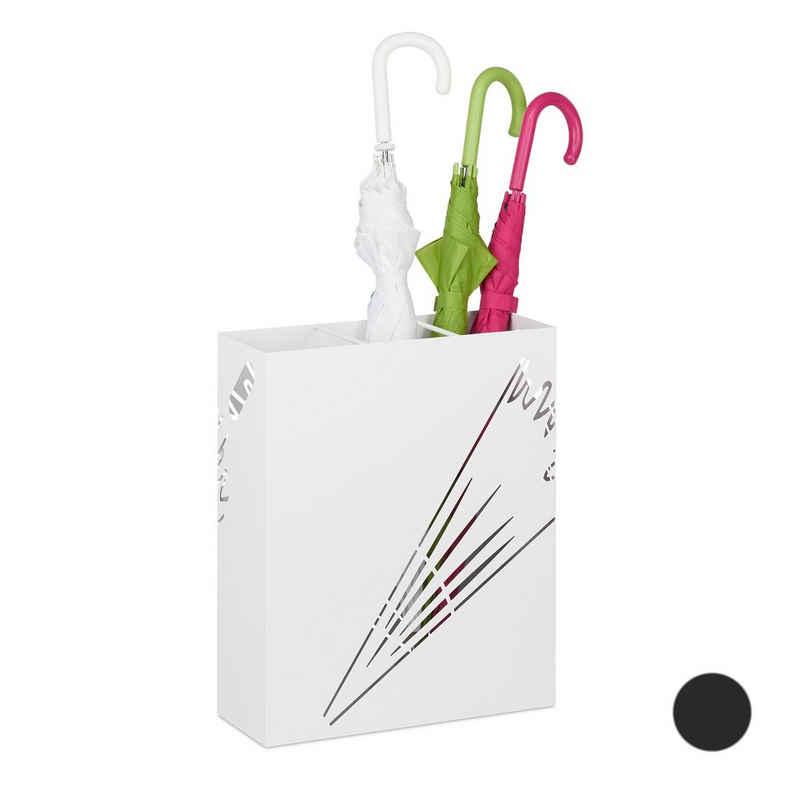 relaxdays Schirmständer »Regenschirmständer XL«