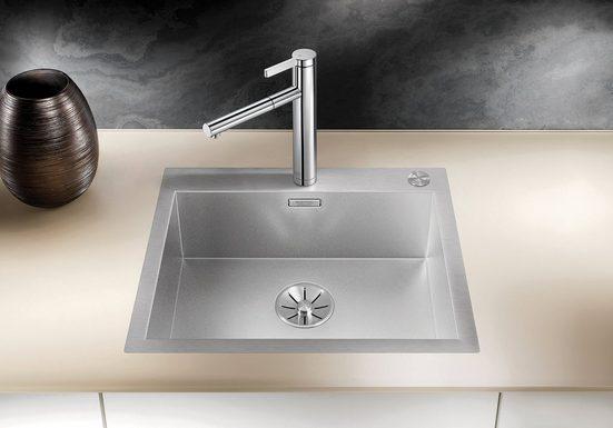 BLANCO Küchenspüle »ZEROX 500-IF/A Durinox®«, benötigte Unterschrankbreite: 60 cm