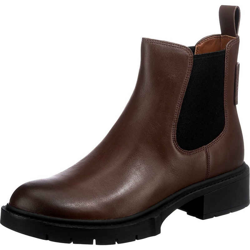 COACH »Lyden Leather Bootie Chelsea Boots« Chelseaboots