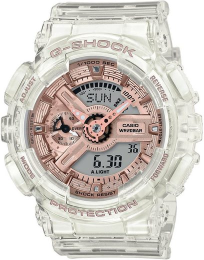 CASIO G-SHOCK Chronograph »GMA-S110SR-7AER«