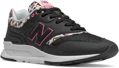 "New Balance »CW997 ""Floral Print""« Sneaker mit gemusterten Details"