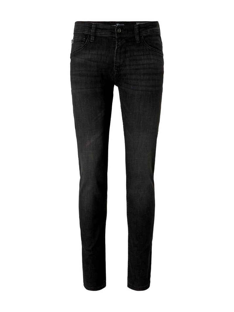 TOM TAILOR Denim Slim-fit-Jeans »Piers« Jeanshose mit Stretch