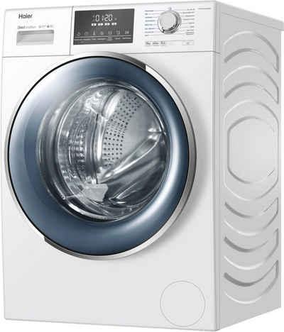 Haier Waschmaschine HW120-B14876N, 12 kg, 1400 U/min