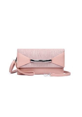 COLLEZIONE ALESSANDRO Clutch »Kennya« elegantes Design