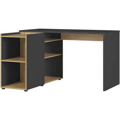 GERMANIA Schreibtisch »Austin«, mit integriertem Sideboard