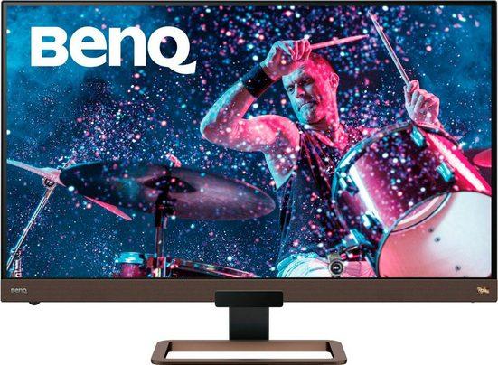 BenQ EW3280U LED-Monitor (3840 x 2160 Pixel, 4K Ultra HD, 5 ms Reaktionszeit, 60 Hz)