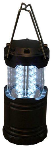 ROCCO LED Werk- und Notleuchte Handlampe, inkl. Batterien