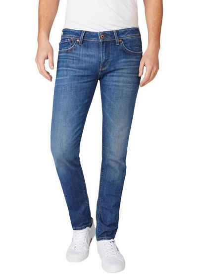 Pepe Jeans Slim-fit-Jeans »Hatch« mit Stretch