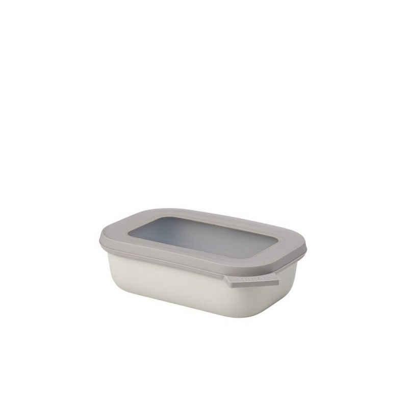 Mepal Frischhaltedose »Frischhaltedose Multischüssel Cirqula Nordic white«, Polypropylen, Thermoplastische Elastomere, (1-tlg)