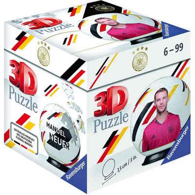 Ravensburger 3D-Puzzle »Puzzle-Ball DFB Spieler Manuel Neuer EM20, 54«, Puzzleteile