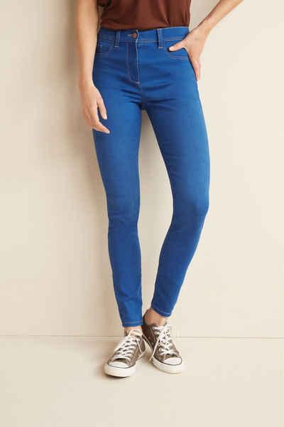 Next Jeansleggings »Figurformende Jeansleggings mit Reißverschluss« (1-tlg)
