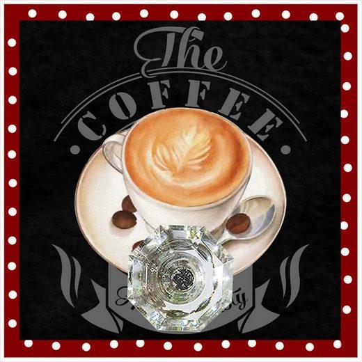 HTI-Line Wandhaken »Wandhaken Coffee«