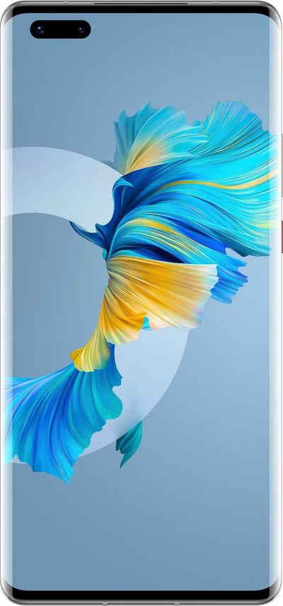 Huawei Mate 40 Pro Smartphone (17,17 cm/6,76 Zoll, 256 GB Speicherplatz, 50 MP Kamera, 24 Monate Herstellergarantie)