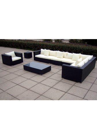 Baidani Loungeset »Sunmaster« 1 XXL sofa 1 Ses...