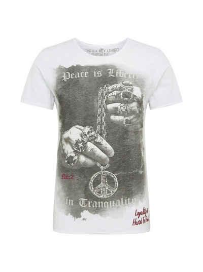 Key Largo T-Shirt »MT AWAKE« (1-tlg)