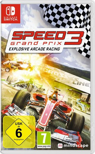 Speed 3 - Grand Prix Nintendo Switch