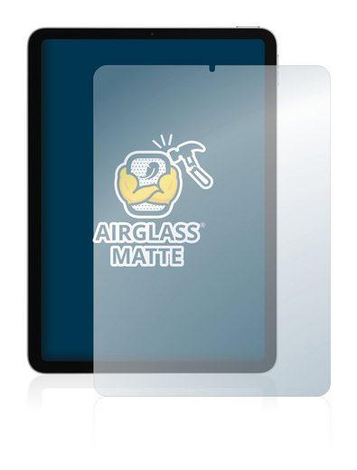 BROTECT Schutzfolie »Panzerglasfolie für Apple iPad Air 4 WiFi Cellular 2020 (4. Generation)«, Schutzglas Glasfolie matt