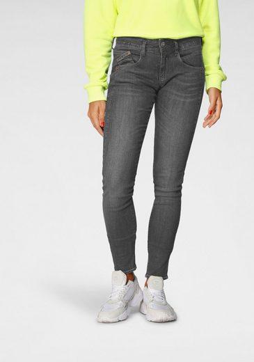 Herrlicher Slim-fit-Jeans »GINA SLIM« Superstretch Low Waist