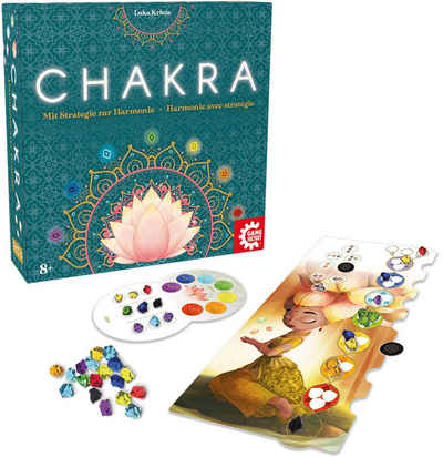 Game Factory Spiel, Strategiespiel »Chakra«, Made in Europe