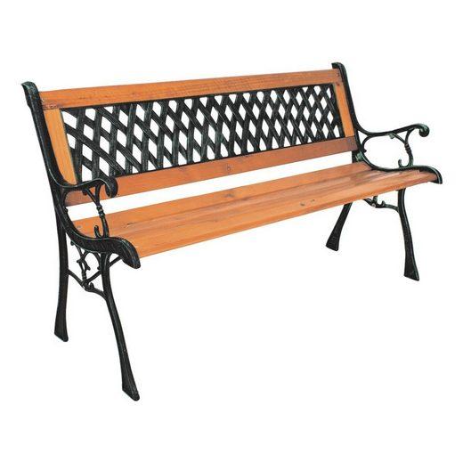Garden Pleasure Gartenbank »Windsor«, im viktorianischen Stil, für 2 Personen