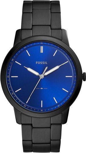 Fossil Quarzuhr »THE MINIMALIST 3H, FS5693«