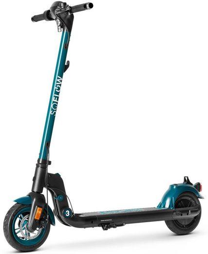 soflow E-Scooter »SO3 PRO«, 20 km/h, (mit Schutzblechen)
