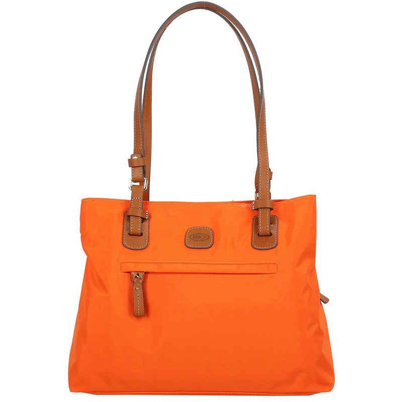Bric's Schultertasche »X-Bag«, PVC