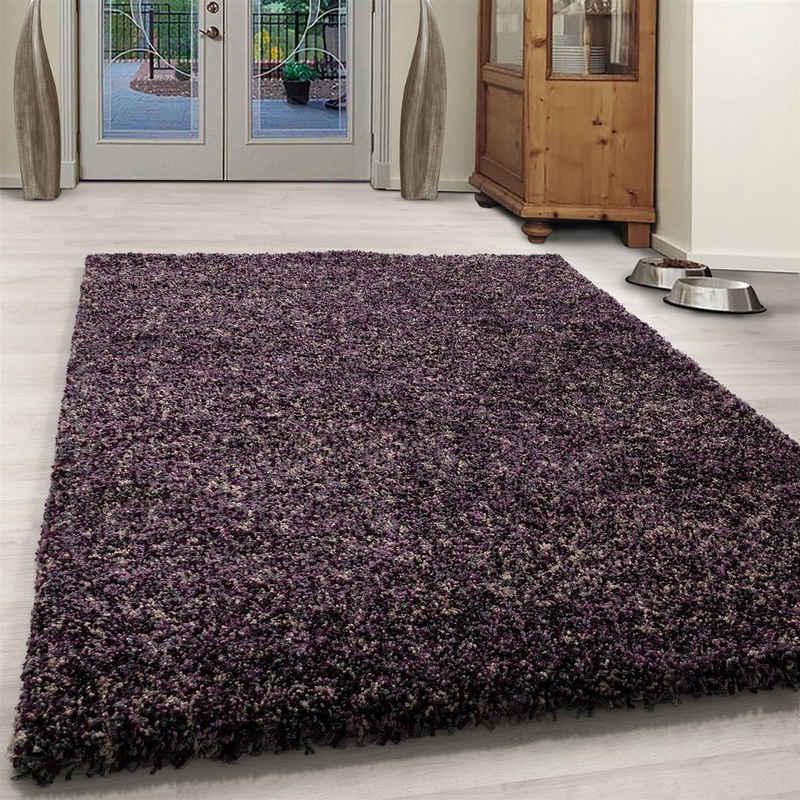 Hochflor-Teppich »Florhöhe 30 mm«, Giantore, rechteck