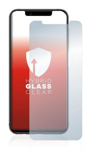 upscreen Schutzfolie »Panzerglasfolie für Umidigi One Pro«, Schutzglas Glasfolie klar