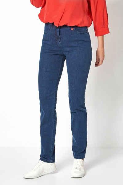 Relaxed by TONI 5-Pocket-Jeans »Meine beste Freundin« in schmaler Passform