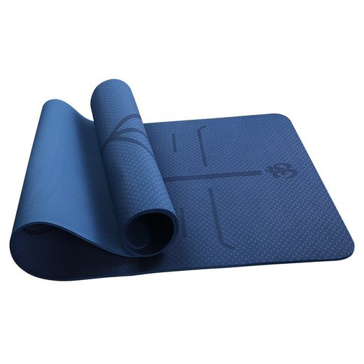 ANVASK Yogamatte »Professionelle TPE Yogamatte Fitnessmatte«