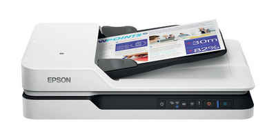 Epson Epson WorkForce DS-1660W Dokumentenscanner, (WLAN)
