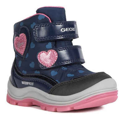 Geox Kids »FLANFIL GIRL« Winterboots mit TEX-Ausstattung