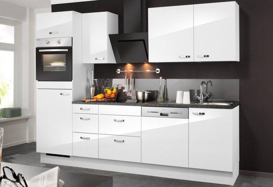 OPTIFIT Küchenzeile mit E-Geräten »Ole«, Breite 270 cm online kaufen | OTTO