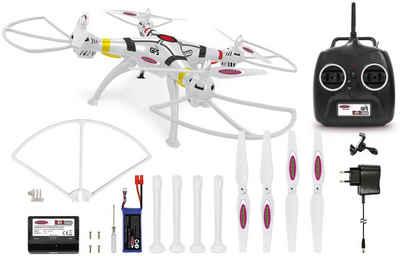 Jamara RC-Quadrocopter »Payload GPS Drone Altitude Coming Home«