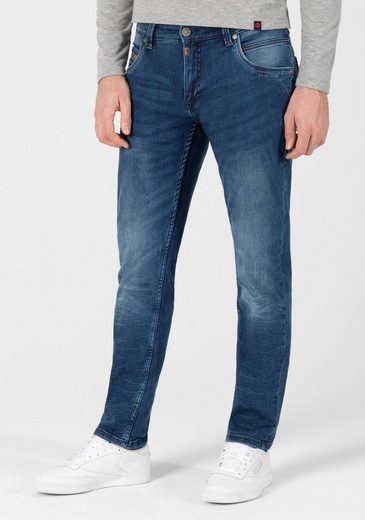 TIMEZONE 5-Pocket-Jeans »Regular RyanTZ«