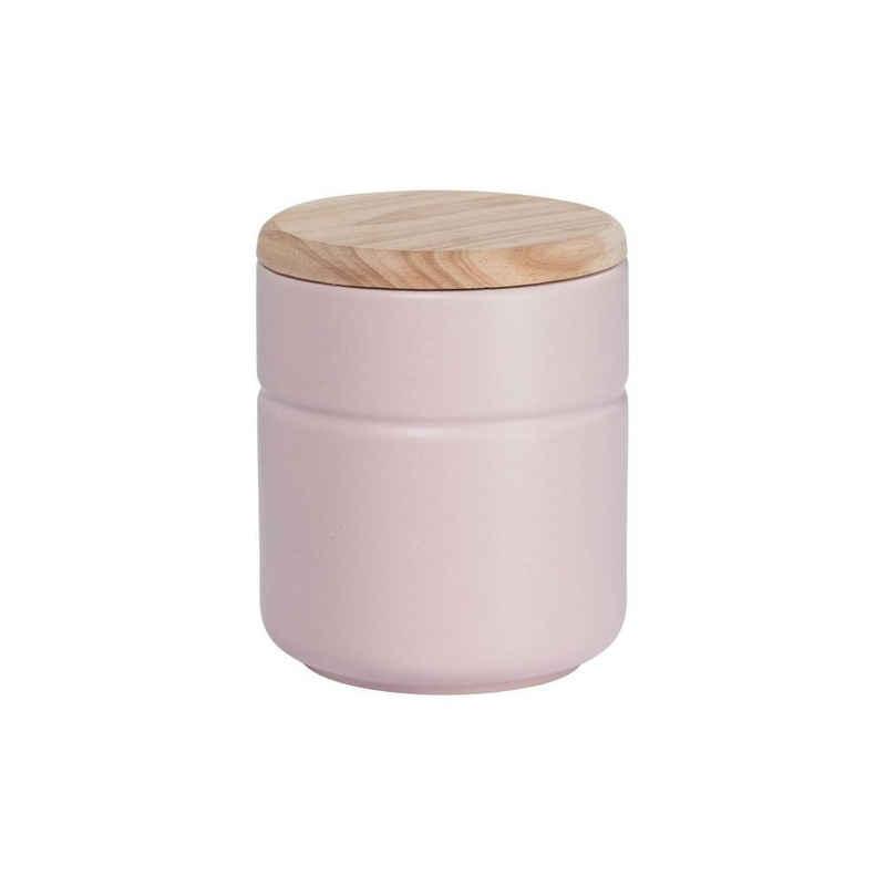 Maxwell & Williams Vorratsdose »Tint Keramik Rosa 600ml«, Keramik, (1-tlg)