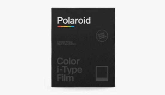 Polaroid Kamerazubehör-Set »Color Film für i-Type Black Frame«