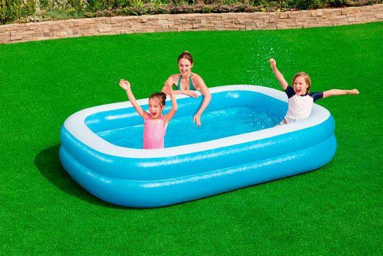 Bestway Planschbecken »Family Pool L«, BxTxH: 175x262x51 cm
